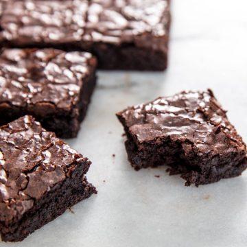 Brownie de Leite Condensado marajoara e Chocolate andre luiz rodrigues junqueira